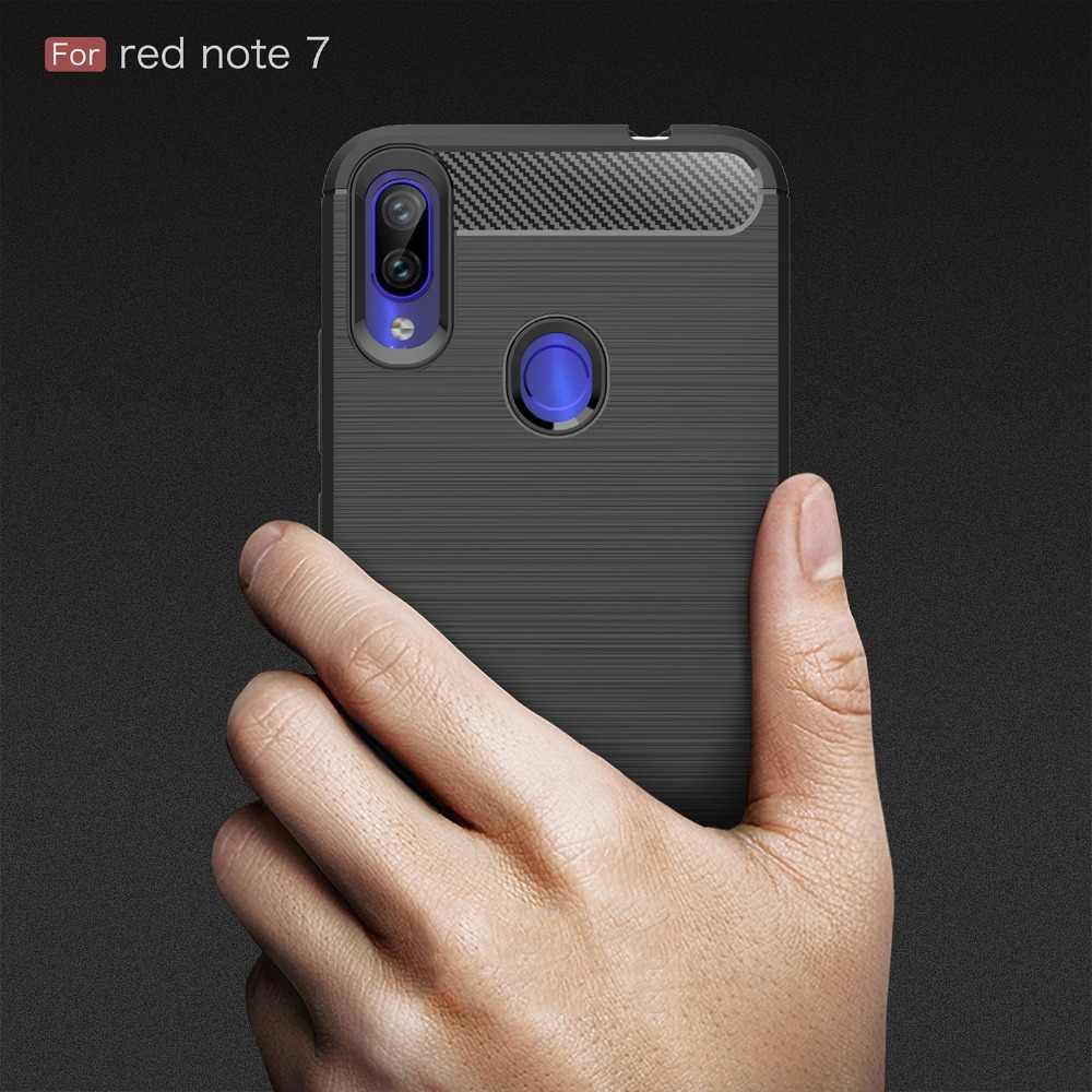 Чехол для xiomi Xiaomi Mi 9 чехол из углеродного волокна Мягкий чехол для redmi Note 7 6 Pro 6A чехол для Xiaomi Mi 8 Lite A2 Lite 8 Pro Max 3