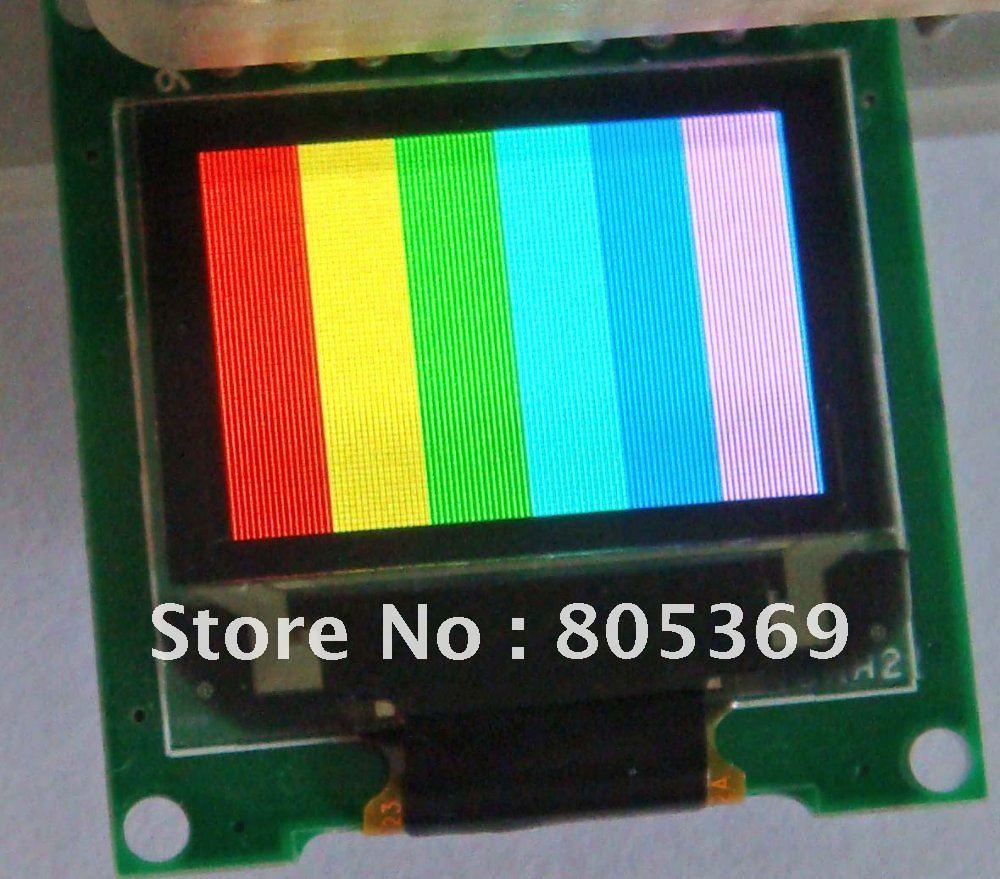 0.95'  color OLED mdule 96x64  oled