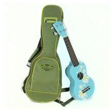 High-end waterproof Oxford Ukulele Bag Ukulele backpack Hawaiian guitar bag small guitar bag 21inch 23inch 26inch