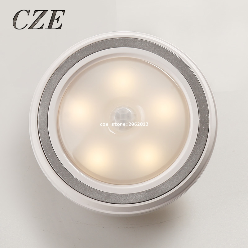 LED Small Human Body Induction Lamp Intelligent Light-operated Switch Small Night Lamp Corridor Dome Light Bedside Lamp playmates toys фигурка функ черепашки ниндзя 14 см со звуком майки серия movie line 2016