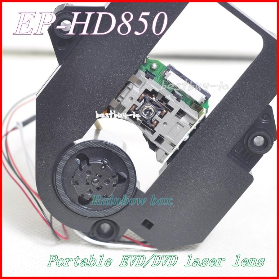 Portable EVD Laser Lens DVD Laser Head DV520 EP-HD850 EPHD850 For DVD Laser Lens SF-HD850 SF-HD870