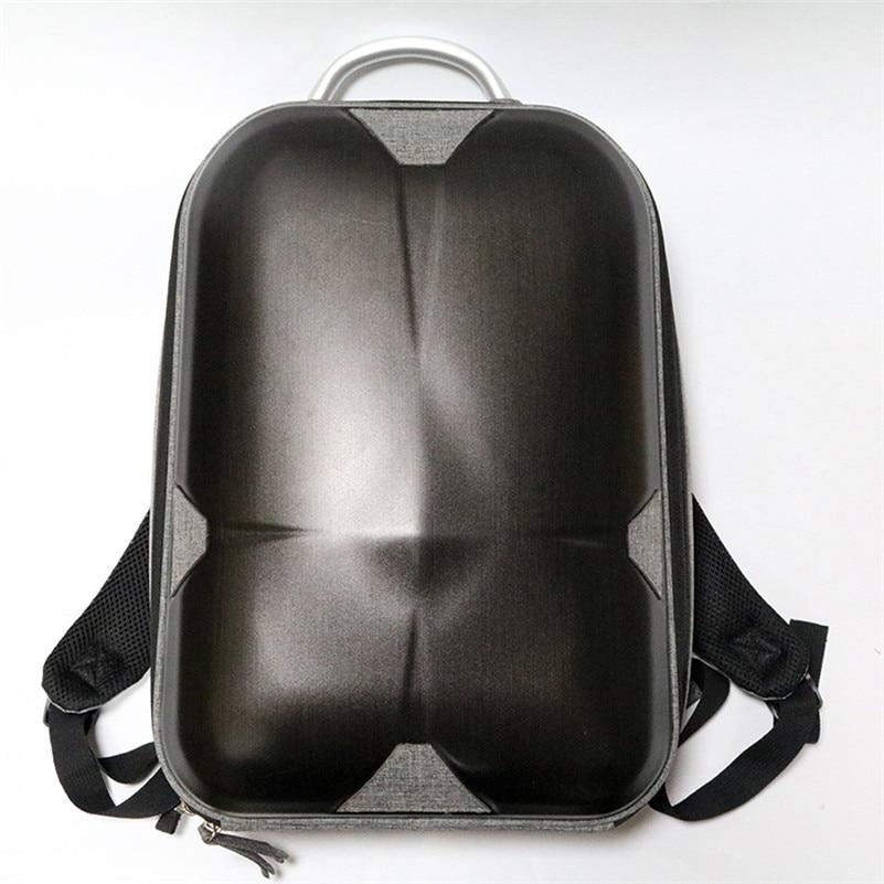 все цены на 2017 New Fashion Brand Hard Shell Carrying Backpack bag Case Waterproof Anti-Shock For DJI Mavic Pro онлайн
