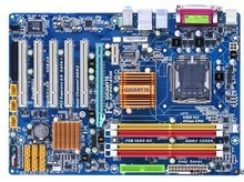 original desktop motherboard mainboard GA-P43-ES3G P43-ES3G DDR2 LGA 775  Ethernet
