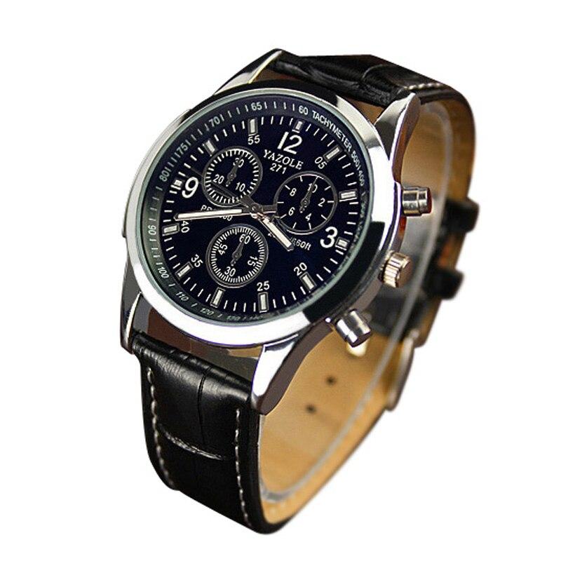 2016 Hot Sell Fashion Male Watch Men s Alloy Case Military Quartz Wrist Watch Useful Back