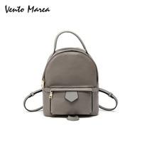 Back Pack 2016 New Fresh Style European And American Bag For Women Leather Designer Backpack Summer