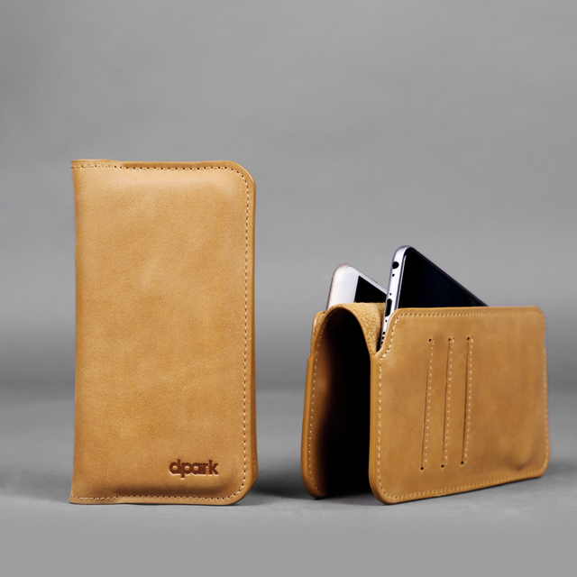 Natural genuíno real case para iphone 7 com slot para cartão de couro para iphone 7 plus wallet case para iphone 6 s/6 flip capa bolsa bag