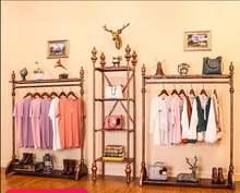 Новая Железная вешалка для одежды