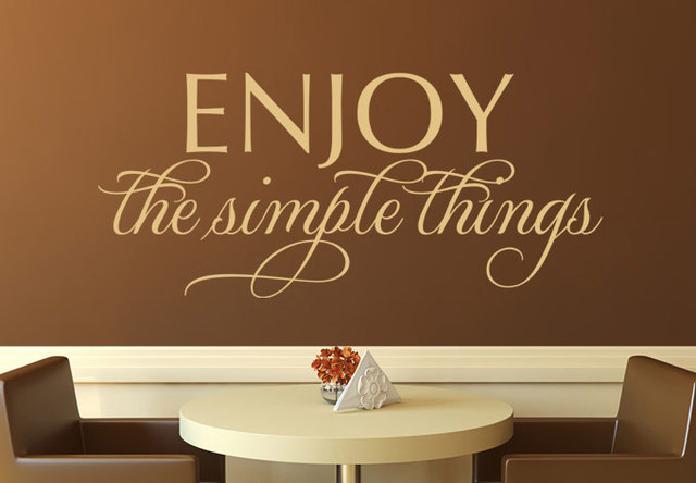 Life Wall Quotes Mesmerizing Inspirational Motivational Letters Wall Decals Quotes Enjoy The