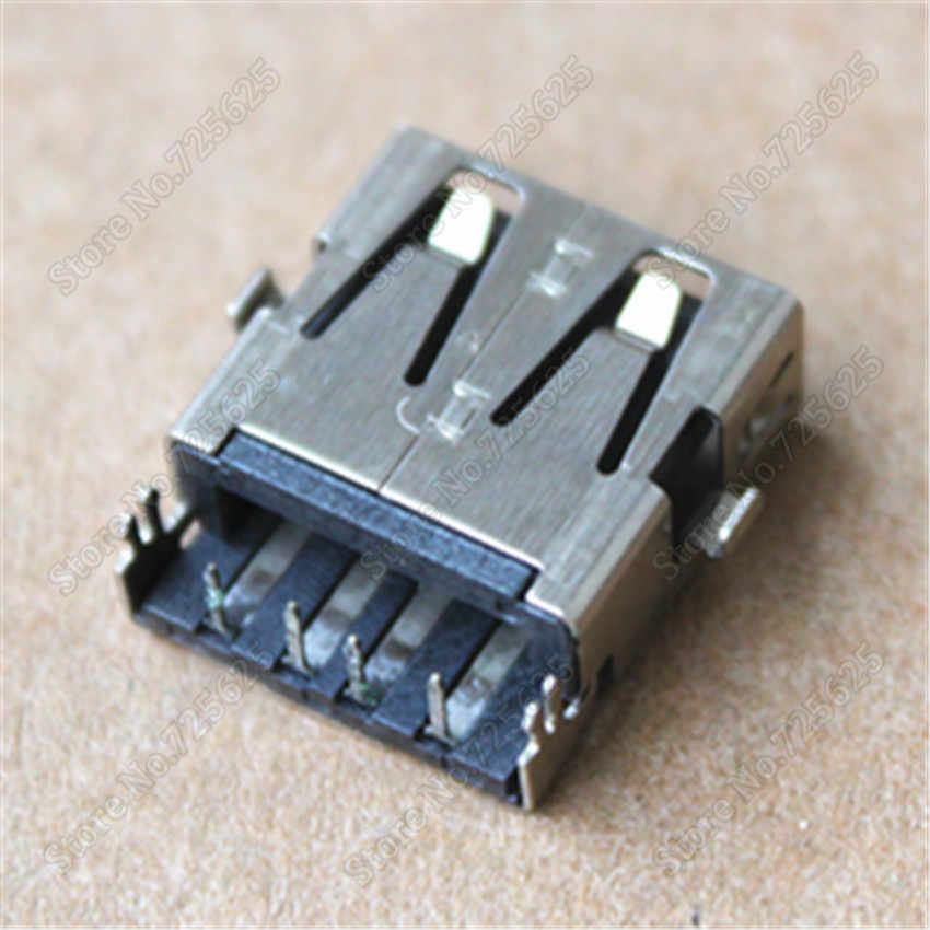 Новый USB 2,0 Женский Порт Jack Замена разъем для устройств ASUS Y481C X450V
