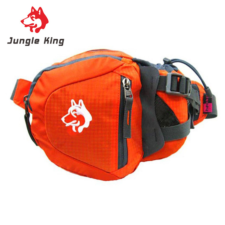 Jungle King Authentic outdoor supplies wholesale mountaineering camping hiking travel bag 6L fashion riding accessories package