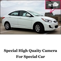 Car Camera For Hyundai Accent RB Sedan 2010~2016 High Quality Rear View Back Up Camera For Fans Use   RCA
