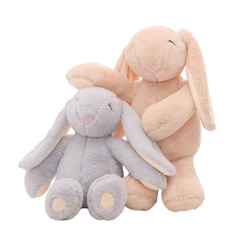 40cm Long Ears Cute Soft Stuffed Plush Animal Bunny Rabbit Toy For