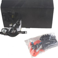 Shimano XT BR M8000 Brake Caliper with J02A Resin ICE-TECH Pads 1 pcs