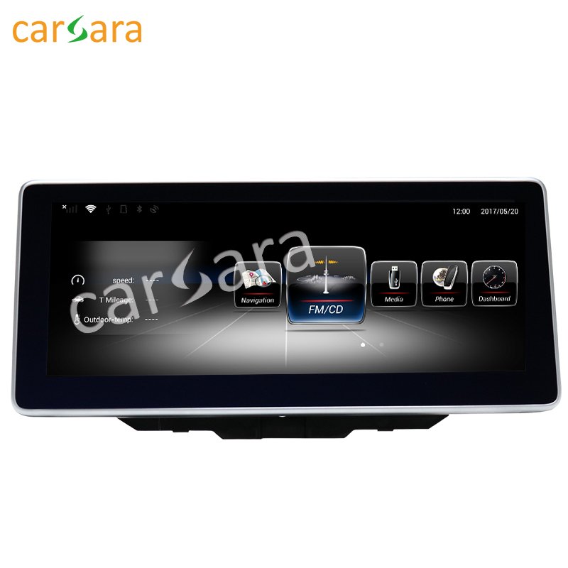 10 25 Android Navigation display for Benz B Class W246 2012 15 touch screen GPS stereo
