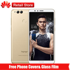 Huawei Honor 7x4 GB RAM 128 GB ROM 5.93 ''Octa Core 2160x1080 3340 mAh Fast Charge