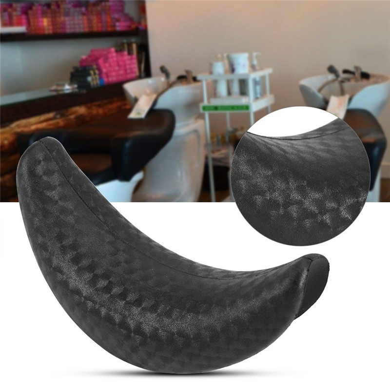Dropshipping Hairdressing Neck Rest Pillow Rubber Salon Hair Shampoo Bowl For Hair Washing Basin SMJ