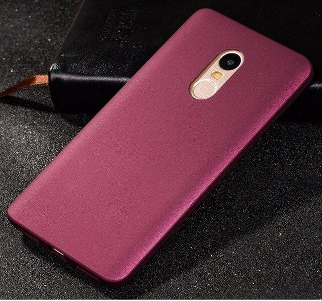 new arrival b1117 1edb8 US $6.19 15% OFF|X Level Guardian Series Soft Matte TPU Case for Xiaomi  Redmi Note 4 Pro Scrub Back Cover for Xiaomi Red mi Note4 Silicone Case on  ...