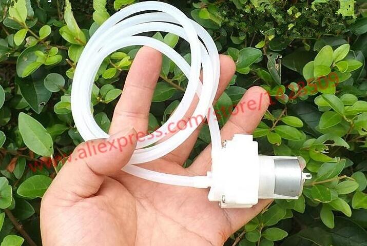 Freundschaftlich Micro Dc Pumpe Zahnradpumpe ölpumpe Selbstansaugende Wasserpumpe Mit 1 Mt Wasserleitung Angenehm Zu Schmecken Pumpen, Teile Und Zubehör Pumpen