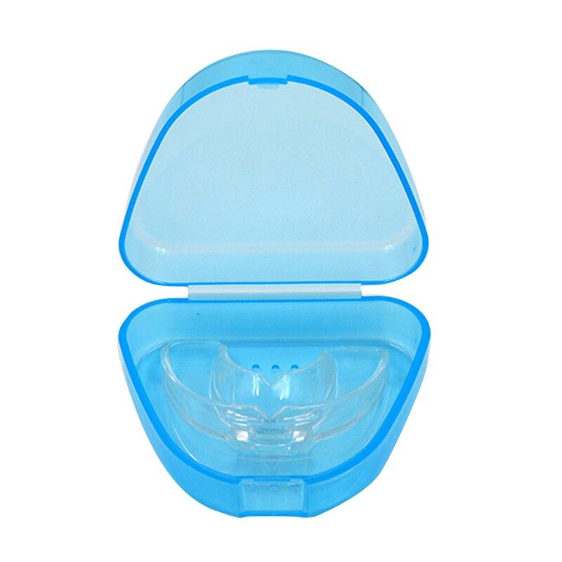 Urijk Container-Holder Denture-Case-Organizer False-Tooth-Storage-Box Plastic Dental