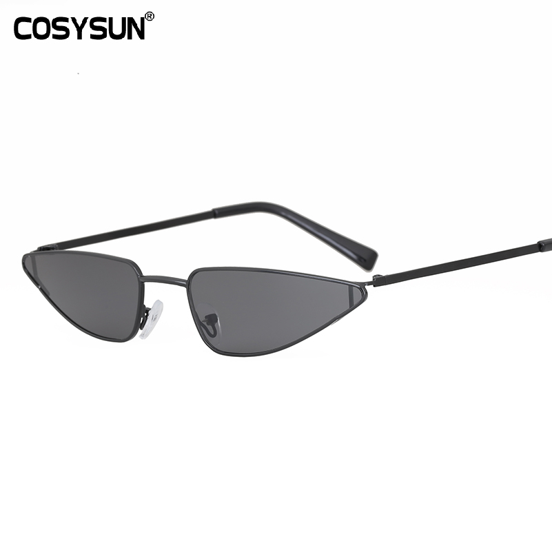 Trending Style Small Water Drop Sunglasses Women Fashion Cat Eye Sun Glasses Female Bran ...