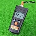 KELUSHI APM-80T FTTH 2 In1 Обрабатывались Волоконно-Оптический Измеритель Мощности-70 ~ + 60dBm 1310/1490/1550nm кабель Инструмент Тестирования Visual Fault Locator