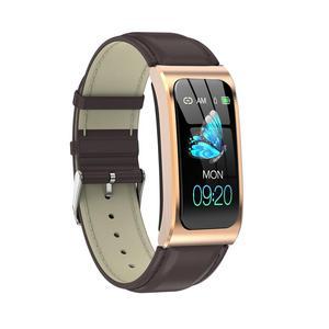 Image 3 - AK12 スマートウォッチ防水心拍数モニターストップウォッチアラーム時計フィットネストラッカー腕時計ブレスレットアンドロイド Ios 用