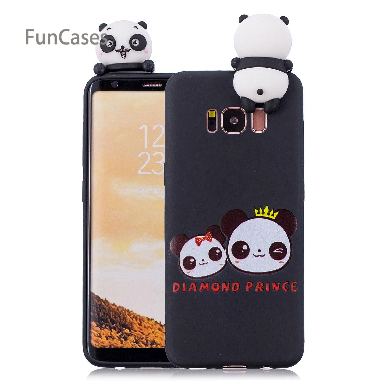 lovely Unicorn <font><b>Phone</b></font> <font><b>Case</b></font> sFor Coque Samsung S8 Soft TPU <font><b>Phone</b></font> <font><b>Case</b></font> Carcasas Unicorn Silicone Cover For Samsung Galaxy S8 Bulk