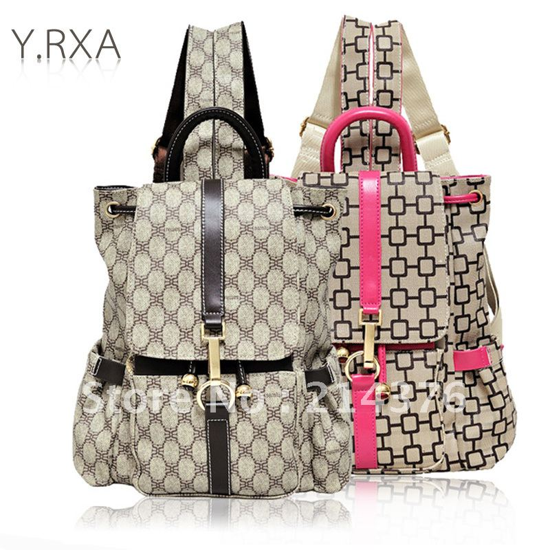 Yrxa Brand Fashion Women S Medium Size Print Travel Backpack Bags 9054 In Backpacks From Luggage On Aliexpress Alibaba Group