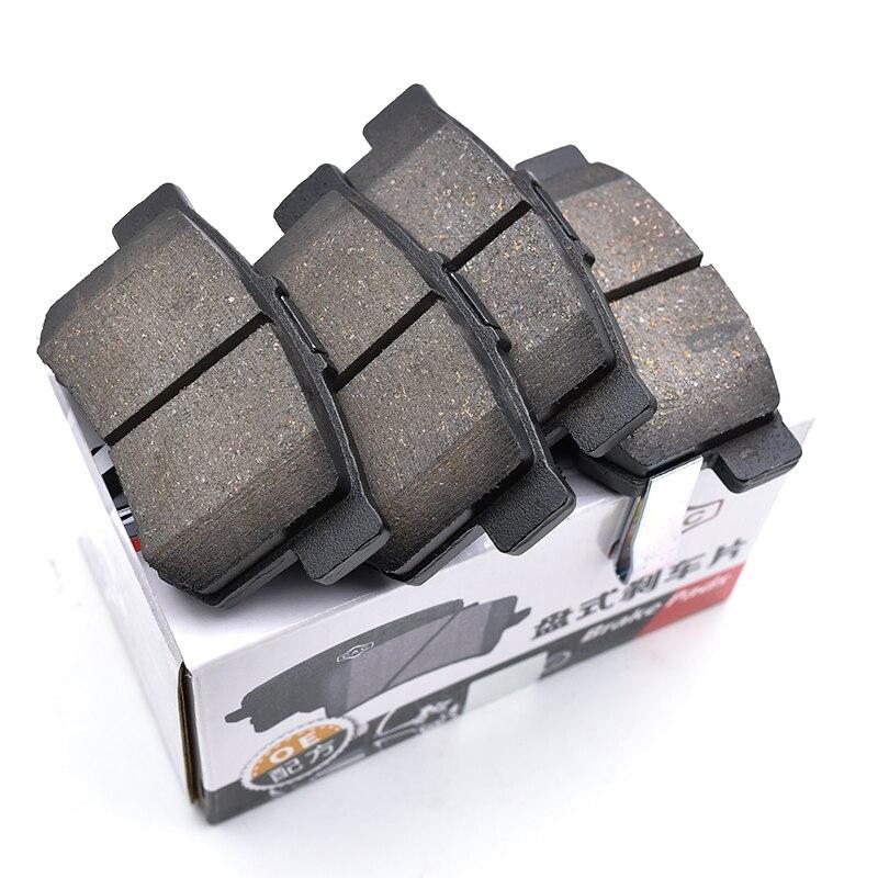 (1 paire/kit) plaquettes de frein avant/arrière pour chinois HAVAL H5 H6 SUV Auto voiture moteur pièces 3501115AKZ16B/3502315XKZ16A - 5