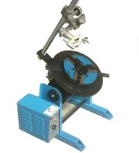 50KG Girth automatic welding positioner welding turntable with WP200 chuck and torch holder