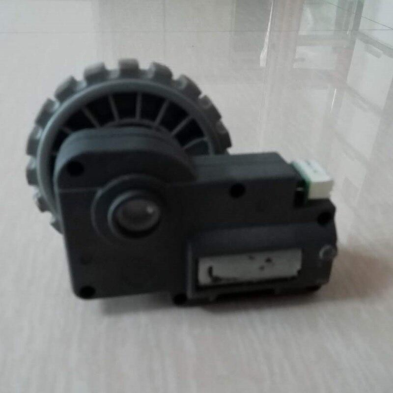 (Для робота-пылесоса QQ6) левое колесо в сборе для робота-пылесоса QQ6