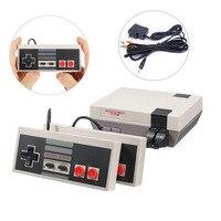 Mini TV Jogo Handheld Console de Vídeo Game Console Para Jogos de Nes com 500 Diferentes Jogos Internos PAL & NTSC