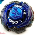 Hot Sell Beyblade Spinning Top Metal Fusion 4D Mercury Anubius 85XF+Launcher Kids Game Toys Children Christmas Gift style274B8