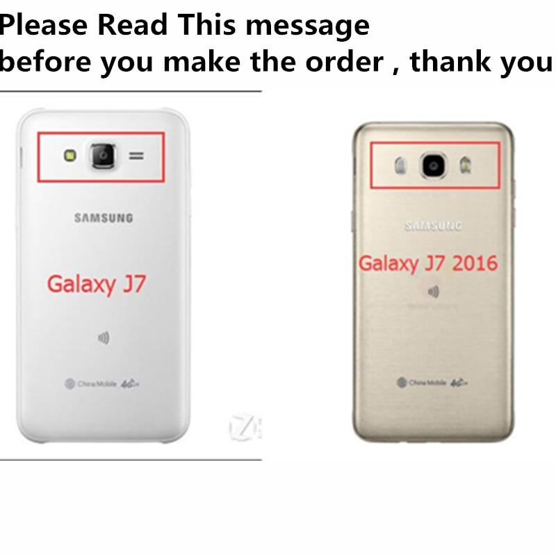 Untuk fundas Samsung J7 pemegang kartu kasus penutup untuk Samsung - Aksesori dan suku cadang ponsel - Foto 2
