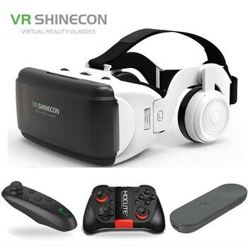 Original VR Realidad Virtual 3D caja de gafas estéreo VR Google cartón...