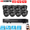 1 0MP 720P HD Indoor Surveillance Security Camera System 8 Channel 1080N 1080P HDMI CCTV DVR