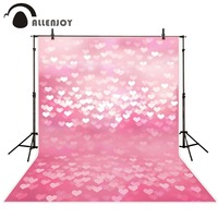 Photography Background Shiny Bokeh Pink Love Baby Princess Customize Fabric Kate Backdrops