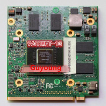 100% новый 9600 м GT MXM II, DDR2, 1024 МБ VGA карты G96-630-C1 VG.9PG06.009