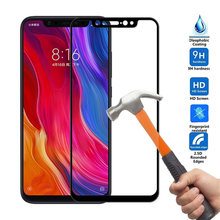 Full Cover protective Tempered Glass for Xiaomi Mi A2 Lite A1 Mi5S Mi6 8 Mix 2 3 Glass Redmi S2 3S 4A 6A 6 Pro 5 Plus Note 4X 5A(China)