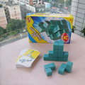 Tangram Jigsaw Puzzle Toys board game pieces building construction shape for children plastic educational toys kids brain teaser