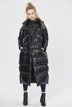 Luxury 2016 Newest winter Jacket women Down Coat Warm black casacos Female Parka Plus Size Outerwear Coat L-5XL jaqueta feminina