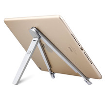 Portable Folding Adjustable Tablet Stand Holder for iPad 2 3 4 Air 2 1 Mini Pro 10.5 Desk Tablet MountPhone Holder for iPhone X adjustable tablet stand holder portable fold up stand holder tablet pc for ipad mini 2 3 4 for ipad air tablet stand holder