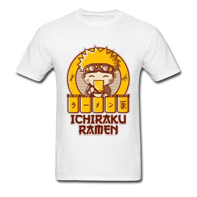 Naruto Men T-shirt
