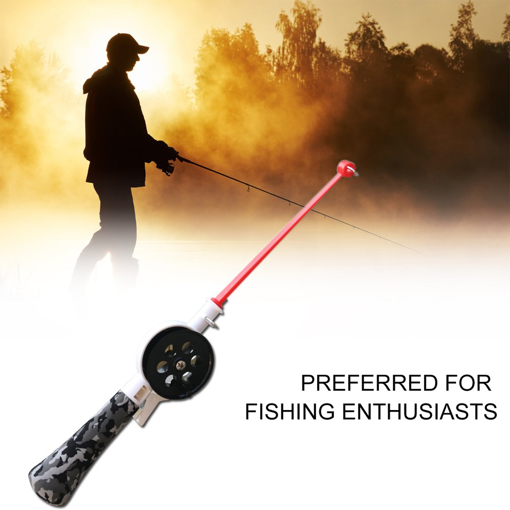 telescópico mini vara combinação pólo de pesca