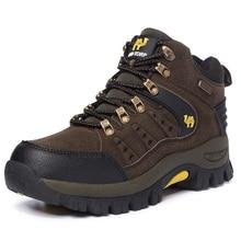 Zapatos al aire libre Hombres Zapatillas de deporte Mujeres Acampar militar Botas tácticas Botas altas de escalada Botas de trekking Zapatos de senderismo Hombres Zapatillas