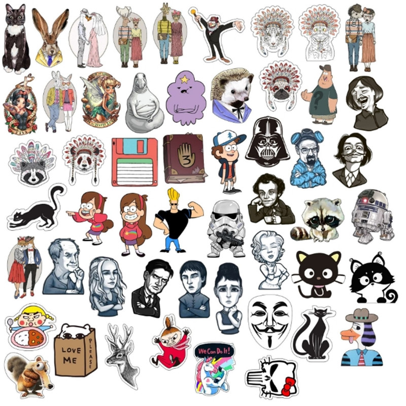 Cartoon Celebrity Portrait Acrylic Badges Icons On The Pin Anime Character Brooch Badges For Clothing Backpack Badge For Clothes