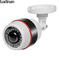 GADINAN 2MP H 264 H 265 1080P 360 Degree Wide Angle Fisheye Panoramic Camera 48V POE
