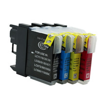 4PK LC990 LC980 LC970 LC985  For Brother Ink Cartridge DCP-145C 165C 385C MFC-250C 290C 490CW 790CW 5490CN Printer Inkjet