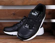 a1c8ff9fea2b Puma R698 Core Leather honeycomb air cushion light rain black women s and men  shoes Breathable Badminton Shoes Sneakers 36-44