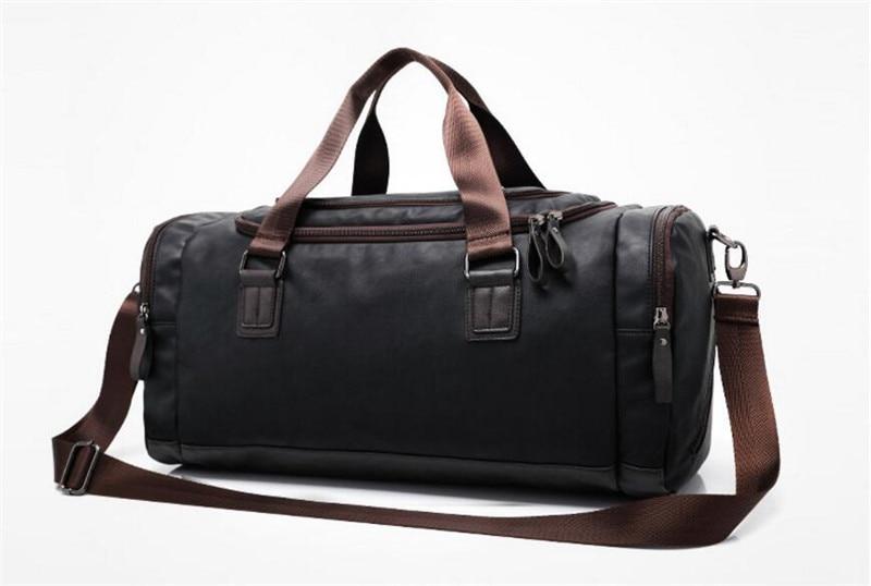 Hot Men Duffel Big Travel Bags Shoulder Bag Designer Carry On Luggage Bag Tote Large Weekend Bag Overnight